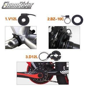 Image 5 - BAFANG 36V 350W 48V 500W Ebike zestaw do konwersji roweru elektrycznego SWX02 8fun marka bez baterii wyświetlacz LCD RM G020.350/500.D DC