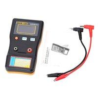 MESR-100 ESR السعة متر أوم متر المهنية قياس السعة المقاومة مكثف جهاز فحص الدائرة الكهربائية