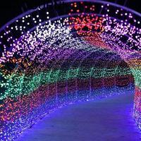 Kerstverlichting cortina decoração fantasia festão natal interior luces led decoracion festa de aniversário feriado luz da corda|Fios de LED| |  -