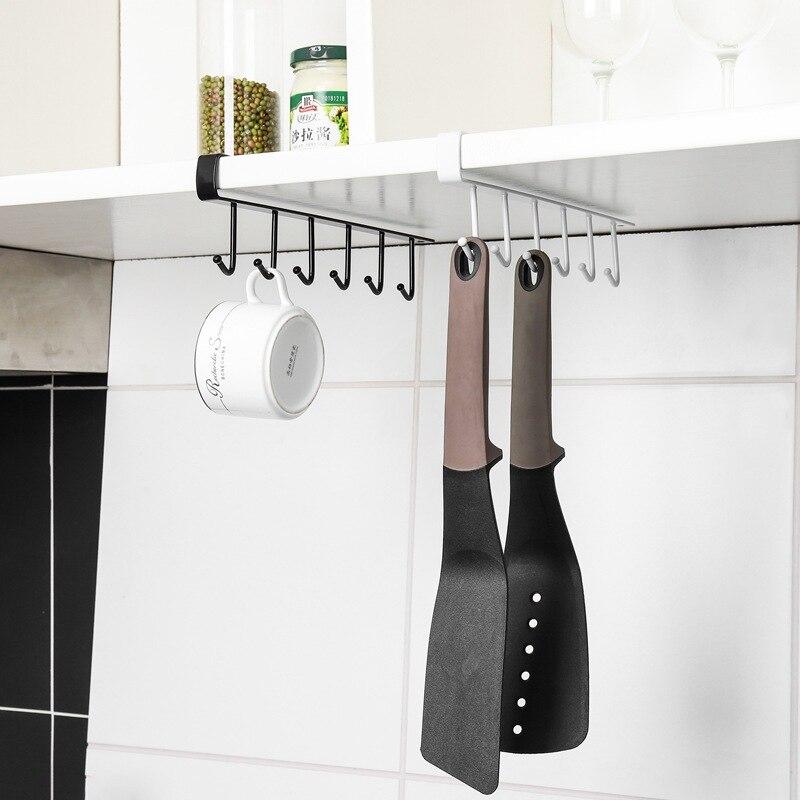 Kitchen Cupboard Organizer Closet, Kitchen Cupboard Hanging Shelf