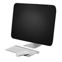Soft-Cover-Protector Apple Imac Computer-Monitor Lcd-Screen 27inch with Pockets for Black