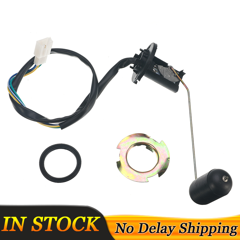 Motorcycle Fuel Tank Petrol Level Oil Float Sensor Kit Fits For 125cc-150cc 4-stroke GY6 Engine Based Scooters Vehicles Parts