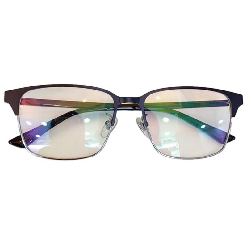 Brand Designer Frames Blue Light Glasses Computer Spectacle Frame Gaming Glasses Men Anti Blue Rays Optical Eyewear