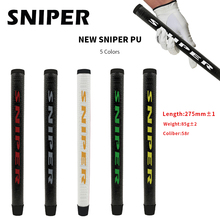 New  putter grips Extra Coarse SC golf putter grip PU Midsize free shipping