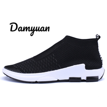 Sneakers Sport-Shoes Damyuan Breathable Wome Light Antiskid Abrasion-Resistant And Hot-Sale