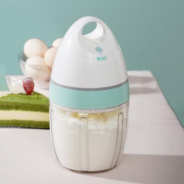 W pełni automatyczny wielofunkcyjny ręczny mikser używany do mieszania masła i mąki mikser do żywności mini trzepaczka do jajek z regulowana prędkość tanie i dobre opinie CN (pochodzenie) Ubijaczki do jajek 9125 Ekologiczne Blat Przenośne Narzędzia do jajek Z tworzywa sztucznego Do roztrzepywania jajek