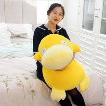 Big size Psyduck plush toys cute Cartoon duck Stuffed doll soft Pillow for Children Christmas gifts for kid
