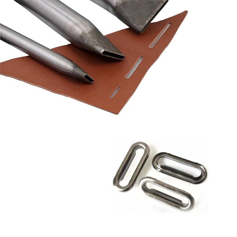 Oval Grommet Tool, Oval Eye Tool, Grommet Eyelet Setter, Oval Eyelet Setting Tools