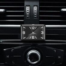 Высокое качество авто модные часы автомобильные кварцевые часы украшение автомобиля украшения автомобиля