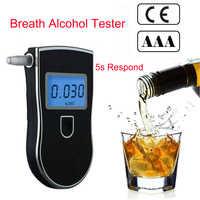 Testeur d'alcool alkotesteur alcootest testeurs d'alcool à 818 éthylotest Police détecteur numérique professionnel