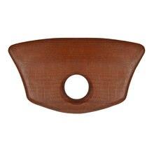 Деревянный гуаша инструмент антицеллюлитный массажер древесины