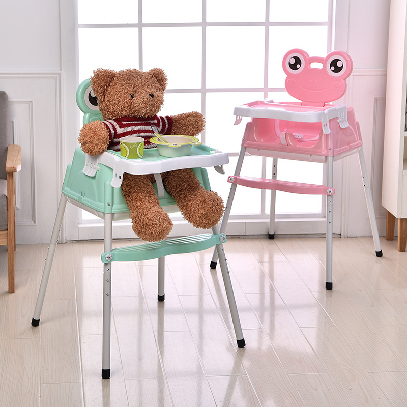 Детский портативный обеденный стул, детский стол и стул, регулируемое кресло для кормления, Многофункциональный стул для кормления