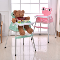 Baby Portable Dining Chair Kids Table And Chair Baby Eating Chair Adjustable Sitting Highchair Multifunctional Feeding Chair