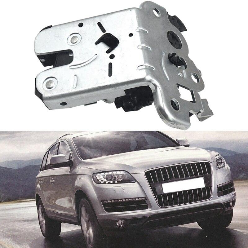 Car Rear Trunk Lid Boot Lift Tailgate Lock Latch For-Audi A1 A3 S3 S3 A4 S4 A5 S5 A6 S6 A7 Q3 Q5 Q7 TT 8R0827505 8R0827505A