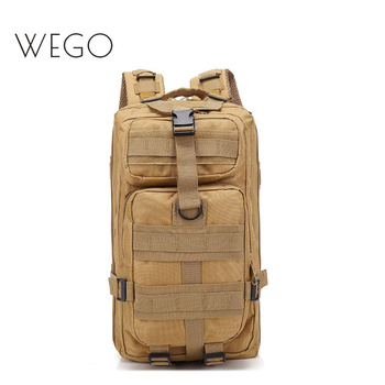 Outdoor multi-function backpack 20-35L camouflage backpack Army fan hiking trekking bag shoulder 3P tactical backpack фото