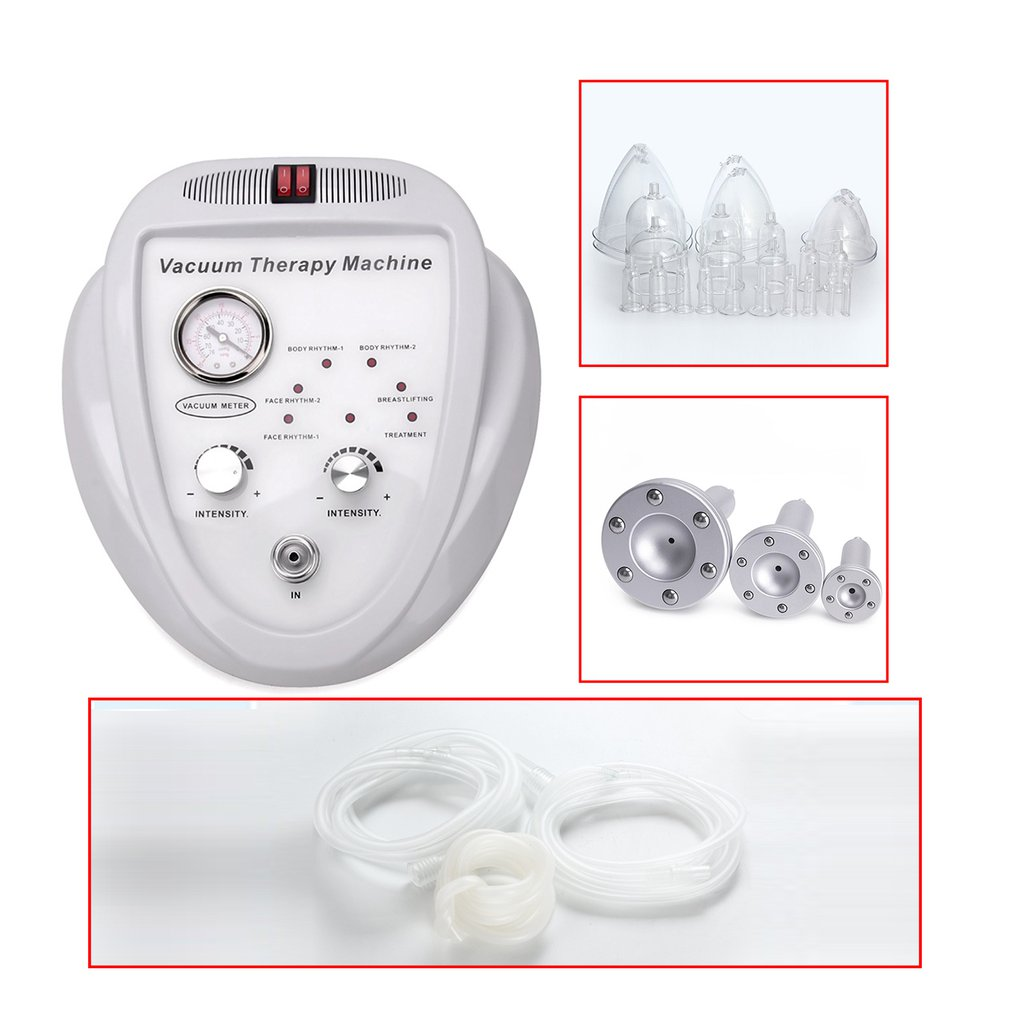 Vacuum Therapy Machine Breast Enlarge Enhance Shaping Massage Machine Toiletry Kits 2019 HOT SELLING Bras  - AliExpress