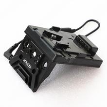 Hontoo v lock v montagem bateria fx9 placa sistema de alimentação para sony PXW FX9 câmera 6 k filme