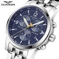 GUANQIN Relogio Masculino gq50009 мужские часы Топ бренд класса люкс автоматические механические часы мужские спортивные 200 м водонепроницаемые наручные ...