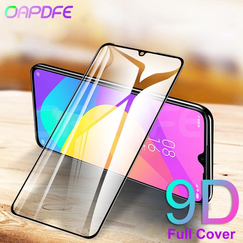 9D Protective Tempered Glass For Xiaomi Mi 8 9 SE 9 9T A3 A2 Lite Mi CC9 CC9E Play Pocophone F1 Screen Protector Glass Film Case