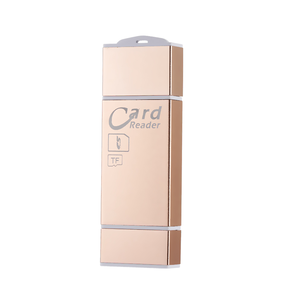 TF Card Reader SD/TF Card Reader Adapter for Android/PC