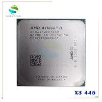 AMD Athlon II X3 445 3 1 GHz Triple Core CPU Prozessor ADX445WFK32GM Buchse AM3 938pin-in CPUs aus Computer und Büro bei