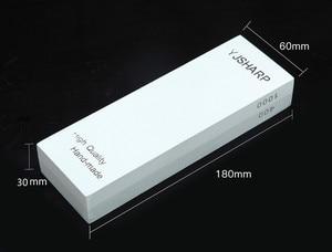 Image 2 - 400 1000 세트 커런덤 연마 숫돌 숫돌 주방 나이프 숫돌 가정용 도구 h4