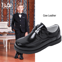 B&G Cow Leather Kids Shoes Genue Leather