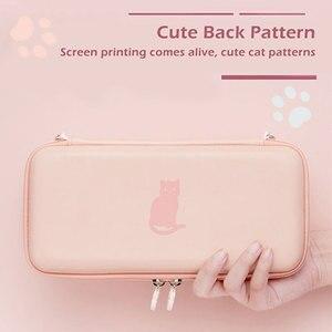 Image 5 - Nintendo SWITCH Case Cat Claw CPกระเป๋าNSซิลิโคนHard SHELLฝาครอบสำหรับNintendo SWITCH Liteเกมคอนโซลอุปกรณ์เสริม