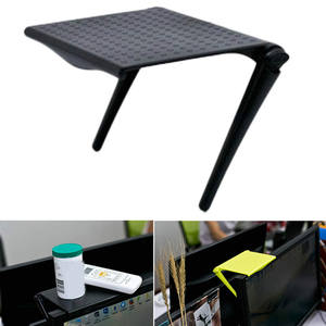 New Computer LCD Display Storage Bracket Foldable Screen Top Storage Stand Shelf SF66