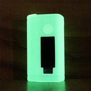 Image 5 - Texture Skin for ASMODUS Minikin 3S 200w Kit Box mod Vape Kit Silicone Case Cover Sleeve wrap Protective Gel for Minikin V3