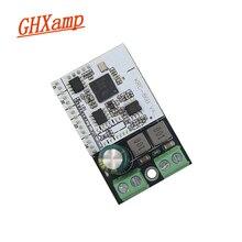 Ghxamp TPA3110D2 Bluetooth Mono Amplifier Board 60W Digital Power Amplifier Board For Bookshelf Car Passive Speakers 1pc