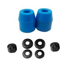 Shock-Absorber Bushings Skateboard 7inch-Bracket Washers Soft for Universal PU Mini Wear-Resistant
