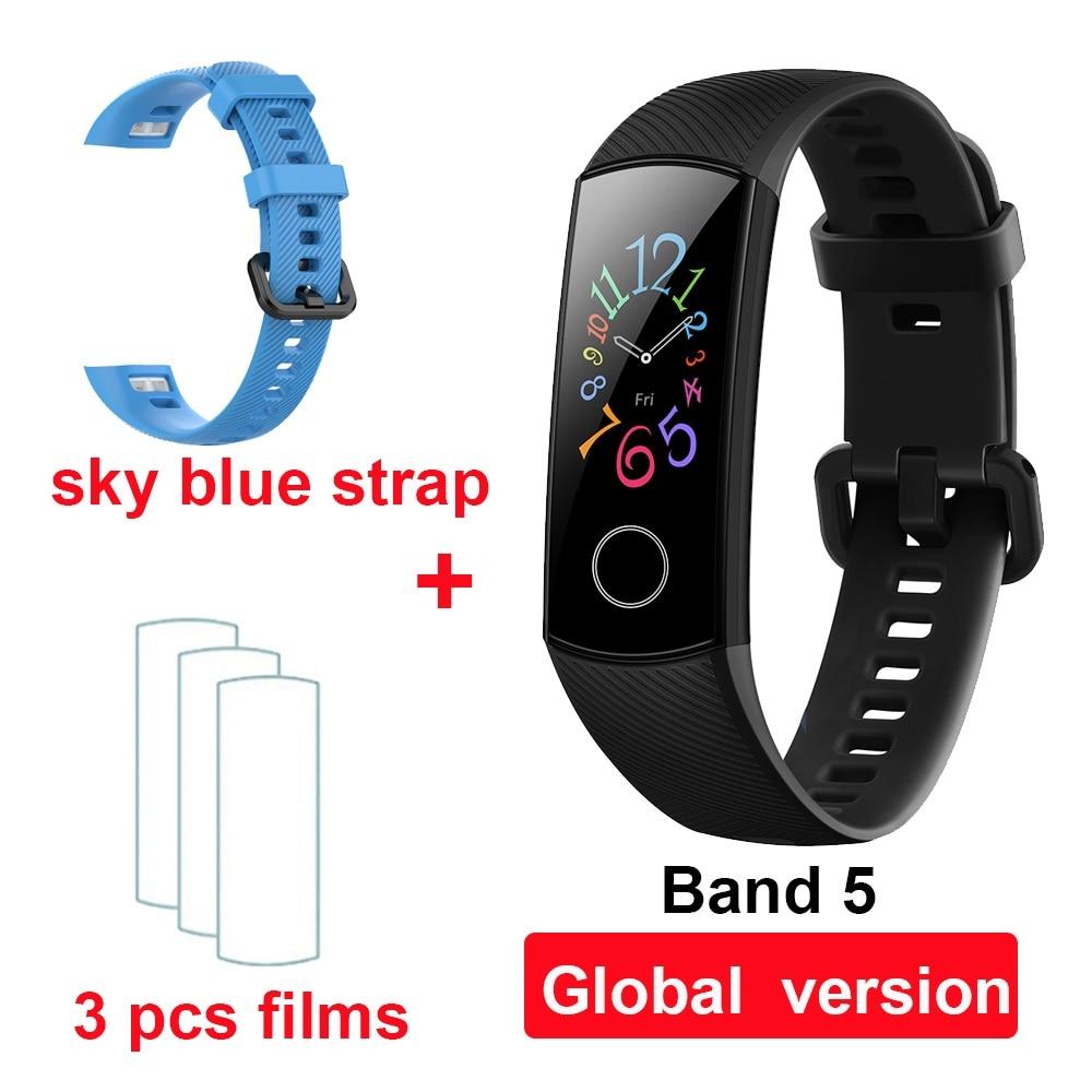 black GL sky blue
