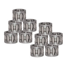LETAOSK 10pcs Clutch Needle Cage Bearing Fit For Stihl MS361 044 046 MS440 MS460 Chainsaw Accessories