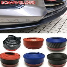 Coche Car Molding Bumper Guard Protector Parachoques Auto Style Styling Sticker Car-styling Accessories Anticollision Adhesive