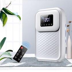 Inteligentny osuszacz suszarka do oczyszczania powietrza gospodarstwa domowego wilgoci absorbera sypialnia piwnicy LED inteligentny dotykowy pilot zdalnego sterowania w Osuszacze powietrza od AGD na