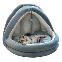 Cat nest four seasons universal cat cat house villa dog nest teddy small dog pet supplies summer