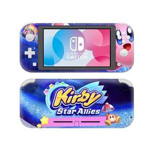 Image 5 - קירבי כוכב בעלי ברית NintendoSwitch עור מדבקת מדבקות כיסוי עבור Nintendo מתג לייט מגן Nintend מתג Lite עור מדבקה