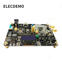 ADF4351 Module onboard STM32 single chip phase locked loop module 35M 4.4G RF signal source Sweeper