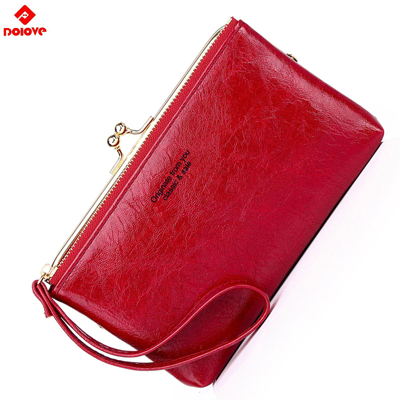 Fashion Wallet Women Wallet Clutch Women's Purse Best Phone Wallet Female Long Pu Case Phone Pocket Carteira Femme