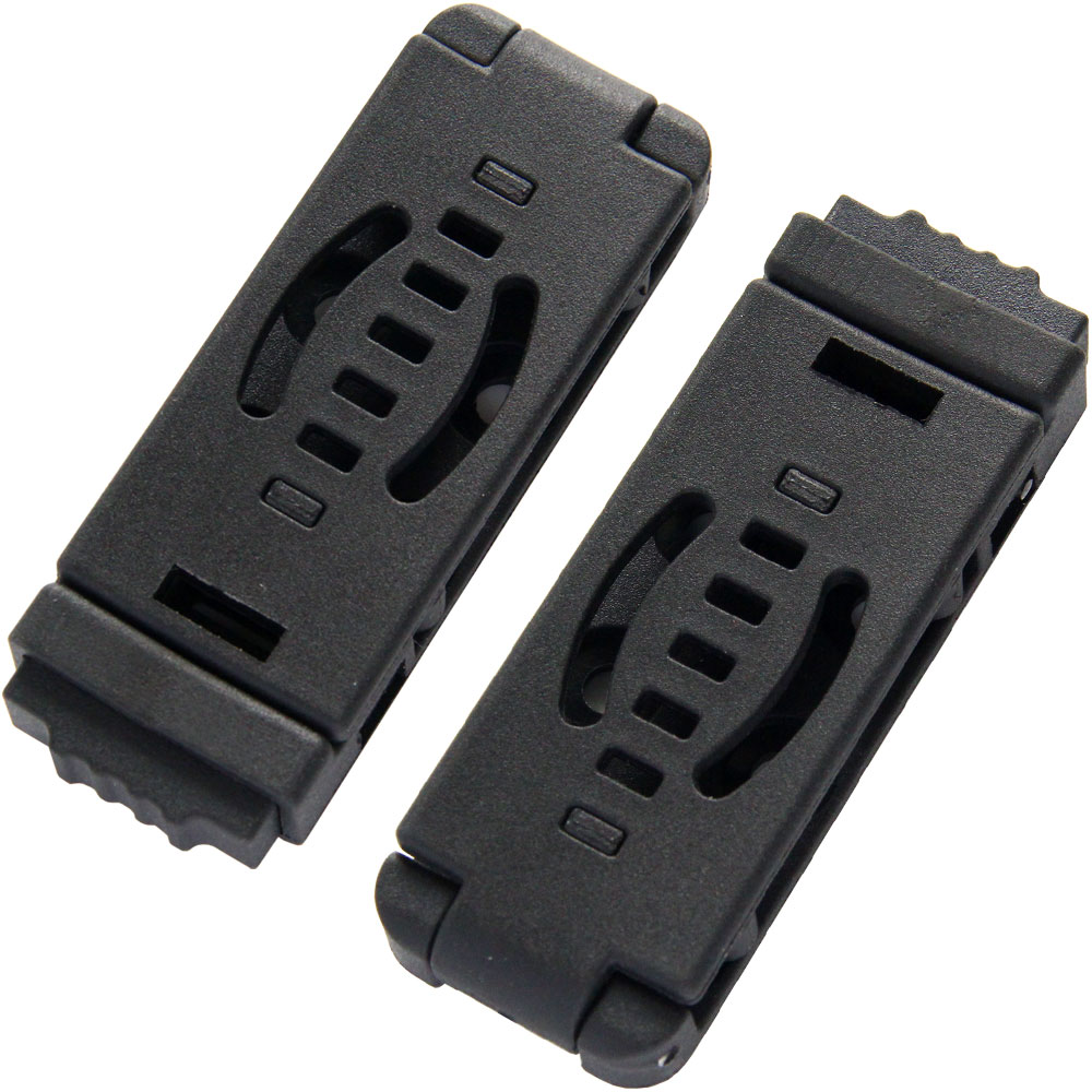 NEW Tek Lok! Belt Loops Small DCL Combat Loop Belt Clip For DIY Kydex Sheath Holster With Lock And Screw Knife Parts