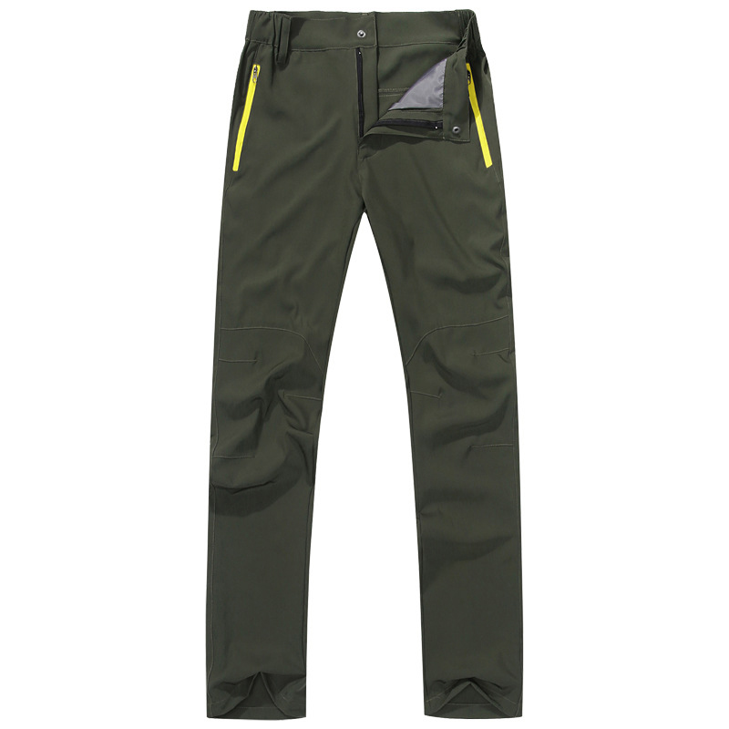 Women's Hiking Pants Autumn Sports Hiking Straight Bottoms Stylish Outdoor Ladies Fashion Long Trousers