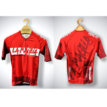 La Maglia Cycling Jersey 2020 Pro Team Red Short Sleeve Bike Shirt Men Breathable Racing Kit MTB Clothing Top Outdoor Maillot weimostar 2019 women cycling jersey short sleeve racing sport mtb bike jersey cycling shirt pro team bicycle clothing maillot