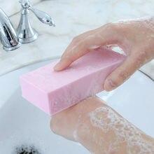 Губка для ванны удаления мертвой кожи Отшелушивающий массажер