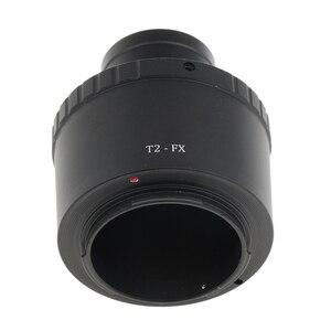 Image 3 - FX הר מצלמות T2 טבעת 1.25 טלסקופ הר צינור מתאם עבור Fuji X T1
