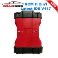 Mais recente ids v117 para ford vcm 2 para mazada vcm2 ferramenta de diagnóstico ford vcm 2 ferramenta de diagnóstico ford vcm ids v117 scanner ford vcm 2