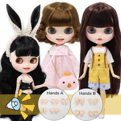 ICY DBS Blyth Doll 1/6 bjd joint body matte face ob24 toy custom articulated doll gift hands 30cm
