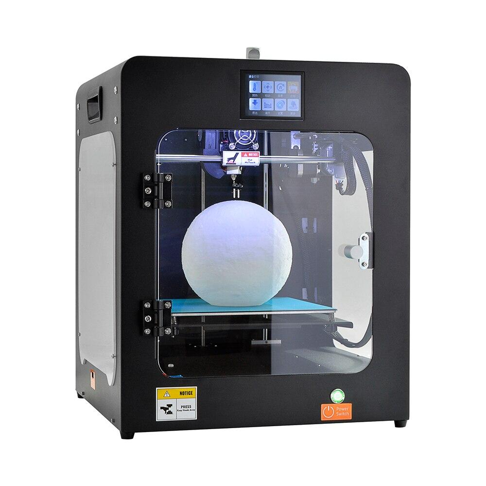 HUAFAST hs-mini S imprimante 3d entièrement fermée impression ABS TPU PLA PETG Module de détection de rupture de Filament de bois avec lit magnétique Flexible