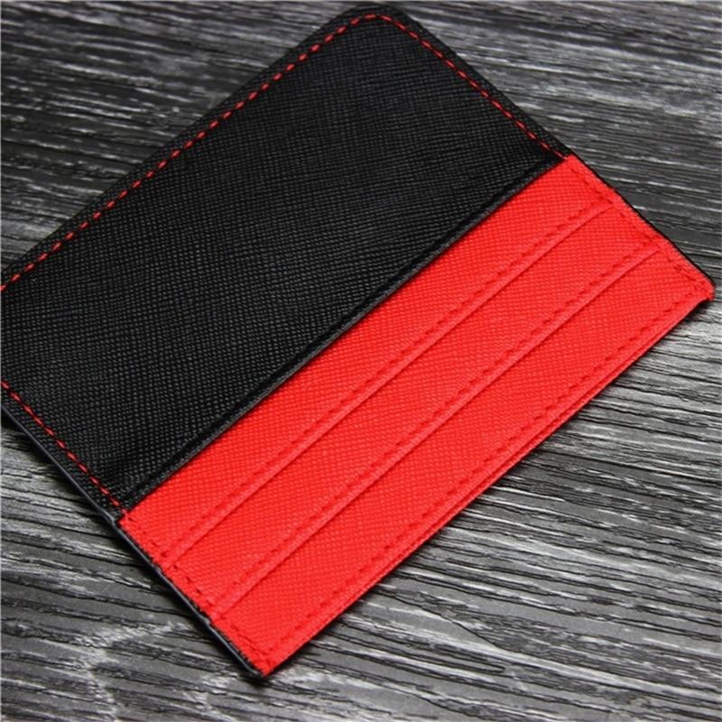 BINXUE Cover Card Package ID Holders Multi Card, Cute, Fashion Supple Bag