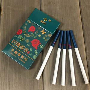 Tobacco Smoking Guanyin Tea And Rose Quitting Clearing Fine-Branch Lung